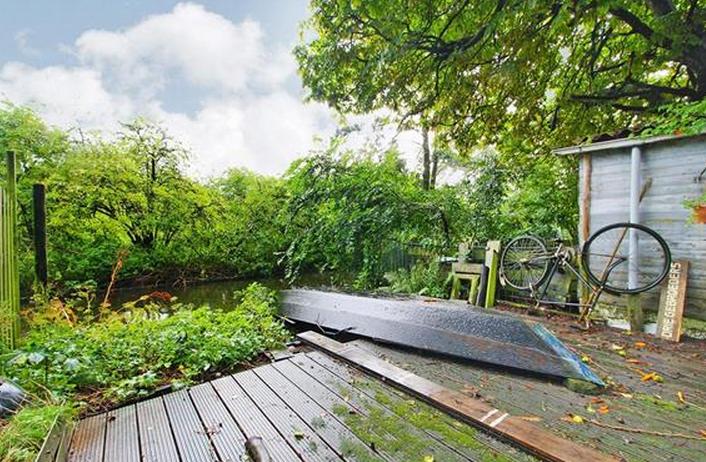 Buiksloterdijk 400 Amsterdam / bron: Funda