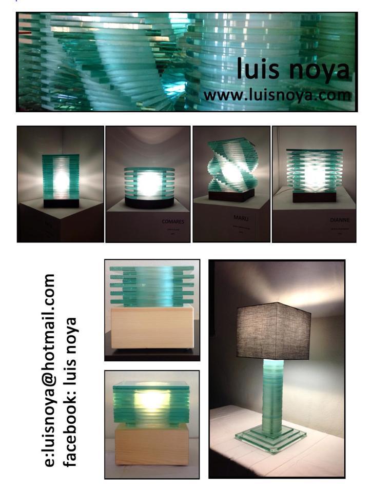 lampen van Luis Noya