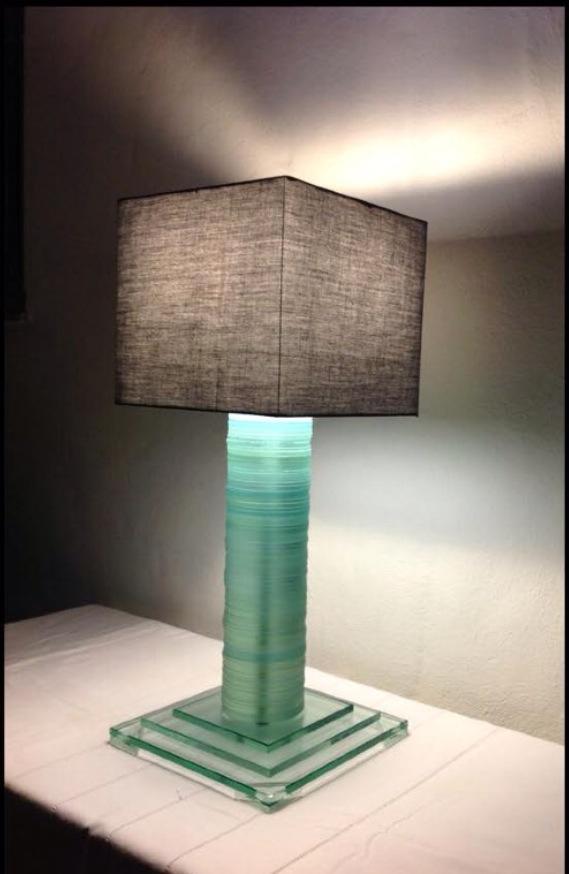Lamp van Luis Noya